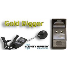 Kinder Detector Bounty Hunter Golddigger
