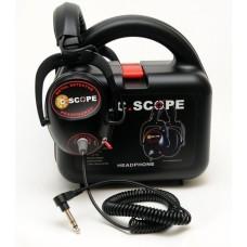 C-Scope hoofdtelefoon.