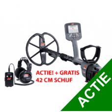 Actie Minelab CTX 3030 Met gratis 42cm schijf